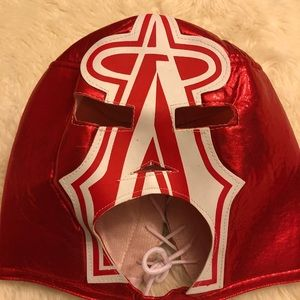 Los Ángeles Angels Lucha Libre Mask